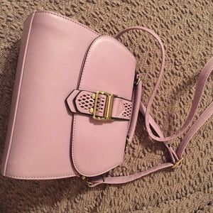 Very cute top handle/crossbody bag