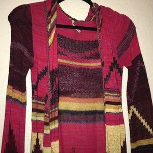 Sweaters - Free People Lima Aztec Cardigan