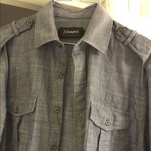 James Campbell Other - J Campbell Los Angeles chambray button down shirt
