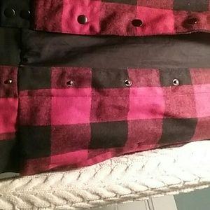 Forever 21 Buffalo Plaid Jacket