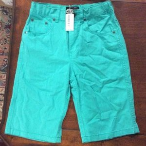 First Wave Other - Nwt First Wave boy's green shorts