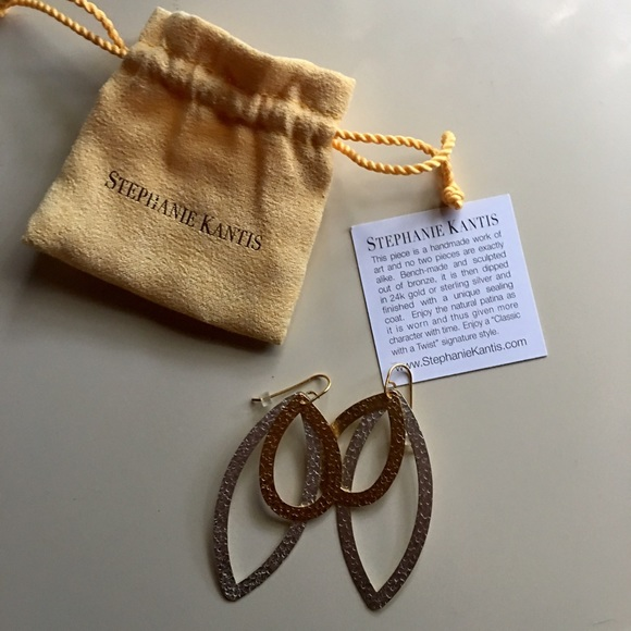 Stephanie Kantis Jewelry - *SALE* Stephanie Kantis Paris earrings BNIB