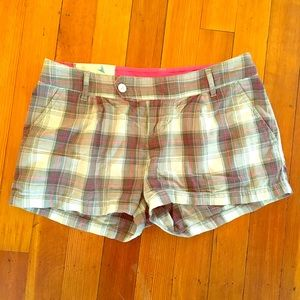 Loomstate Pants - Organic cotton shorts - size 1