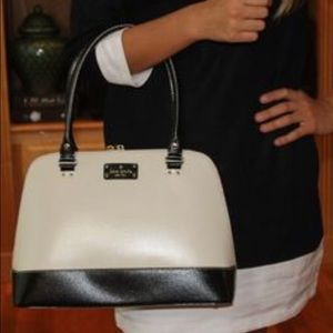 Authentic!! Kate Spade Wellesley Rachelle leather
