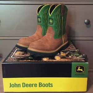 John Deere Other - John Deere - Youth / Pull On Boots