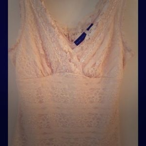 New York & Company Tops - New York and company lace top