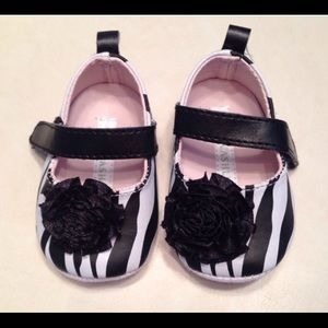 Laura Ashley Other - Zebra Floral Shoes
