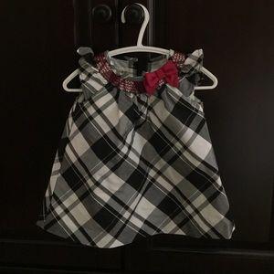 NWOT infant holiday party dress Gymboree