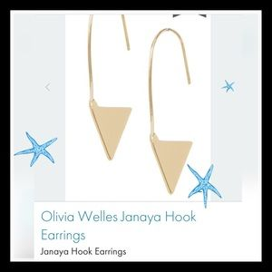 Olivia Welles Jewelry - Not bogo🔴Janaya Hook Earrings by Olivia Welles