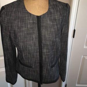 Larry Levine Jackets & Blazers - Larry Levine Black Jacket