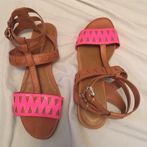 NWOT 9 1/2 Rebecca Minkoff sandals