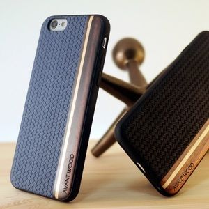 AvantWood Accessories - AVANT WOOD | Handcrafted Wood & Leather Case