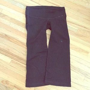 Gap Pants - GapMaternity workout crop pants