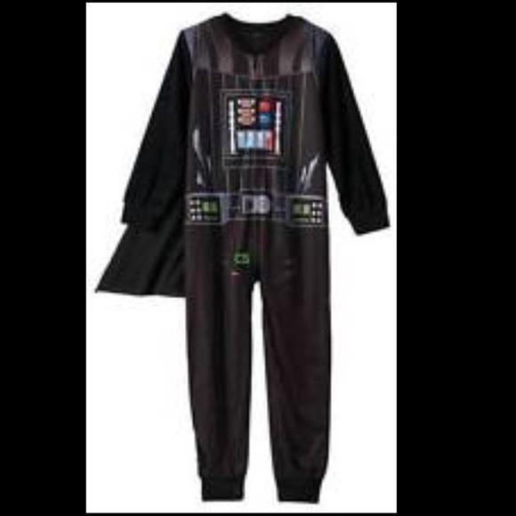 L Star Wars NWT Disney store Darth Vader Pajama SET Adult Men S