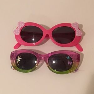 Disney Other - Tinker bell and Minnie Mouse shades