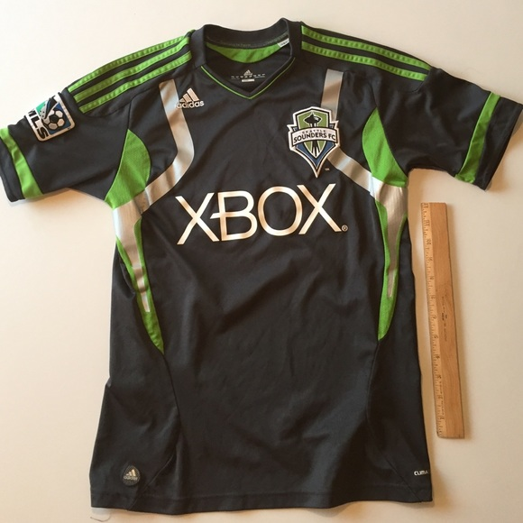 reputable site 56a97 5d7e4 Seattle Sounders Jersey - 2016 Champs!