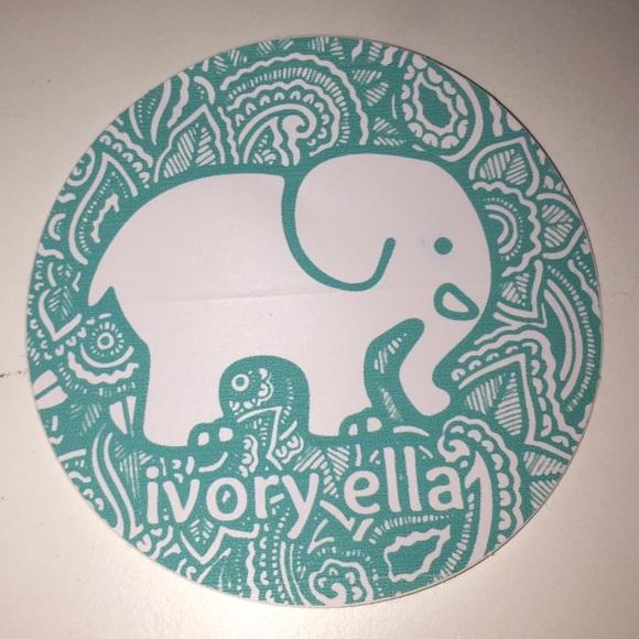5ad2481ec Ivory Ella Accessories - Ivory Ella sticker! 🐘