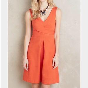 Anthropologie Ardmore Dress