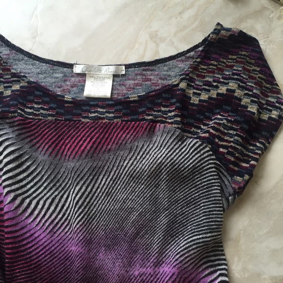 Charlotte Russe Tops - Charlotte Russe Graphic Top