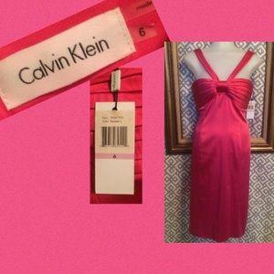 CK dress; 6 NWT