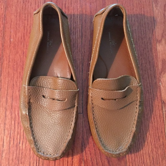 Brooks Brothers Driving Shoes