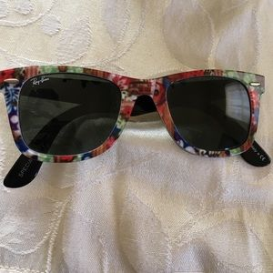 Ray-Ban Wayfarer Special Edition #11 Sunglasses