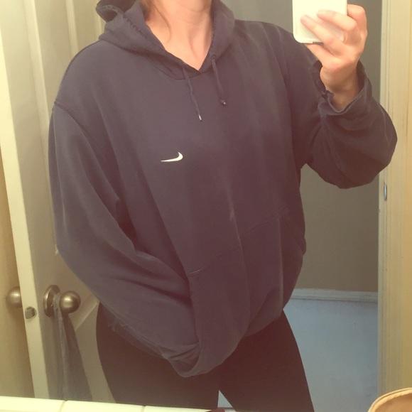 nike hoodie oversized