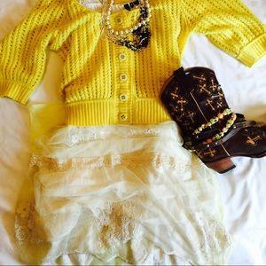 Boheme Dresses & Skirts - 💐RU Cowgirl Vanilla 🌾Bohemian Chic dress🍂