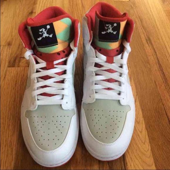 e62265fa9af Jordan Shoes | Mens Retro 1 Bugs Bunny Hare Edition | Poshmark