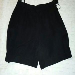Kenar Pants - Sale! Kenar black dressy shorts