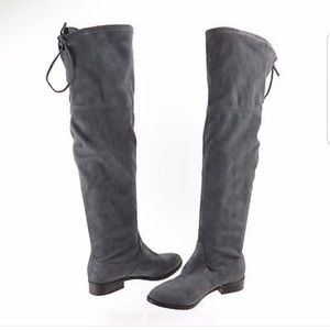 e3d8beef4c4 Steve Madden Orlene Over The Knee Boots 10