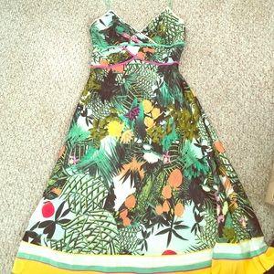 Classic Catherine Malandrino...RARE midi dress!