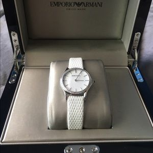 Emporio Armani Jewelry - Armani Swiss made watch
