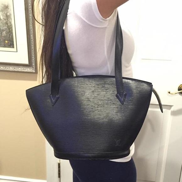 548ff157f03c Louis Vuitton Handbags - Louis Vuitton Saint Jacques Epi Leather Bag