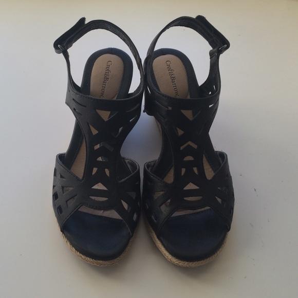 Croft Barrow Wedge Sandals