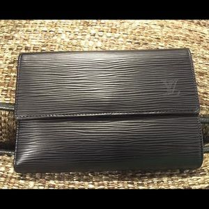 Louis Vuitton Handbags - Louis Vuitton Porte Tresor Etui Papiers Epi Wallet