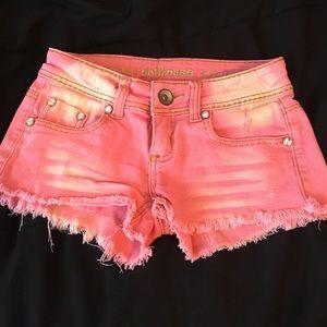 Pink Dollhouse Shorts
