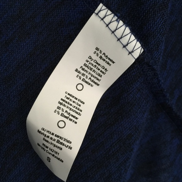 LuLaRoe Sweaters - Lularoe Lindsay Small cardigan kimono blue