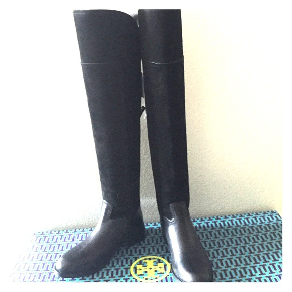 03e4667a11e Tory Burch Simone Over the knee boots size 6 NIB!