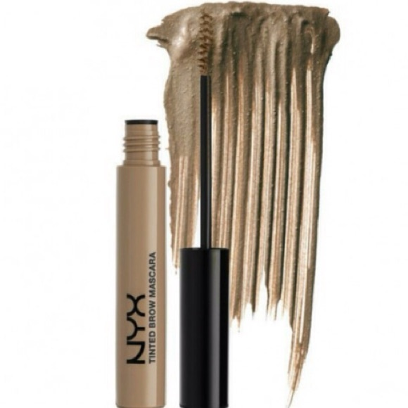 Nyx Makeup Tinted Eyebrow Mascara In Blonde Poshmark