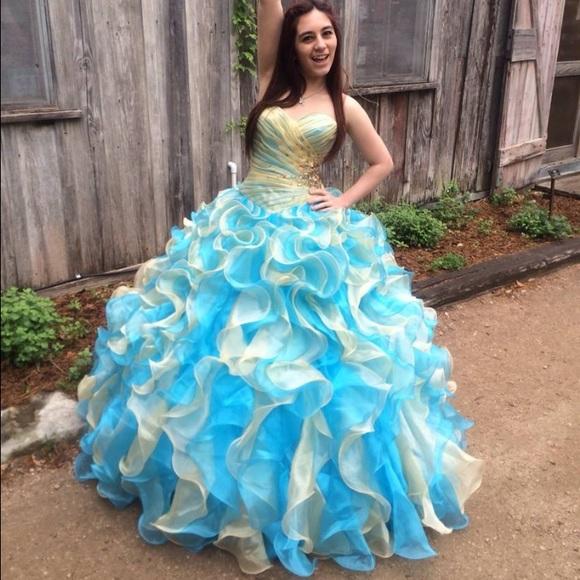 Disney Sweet 16 Dresses