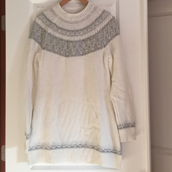 63% off GAP Sweaters - Gap Maternity fair isle tunic sweater from ...