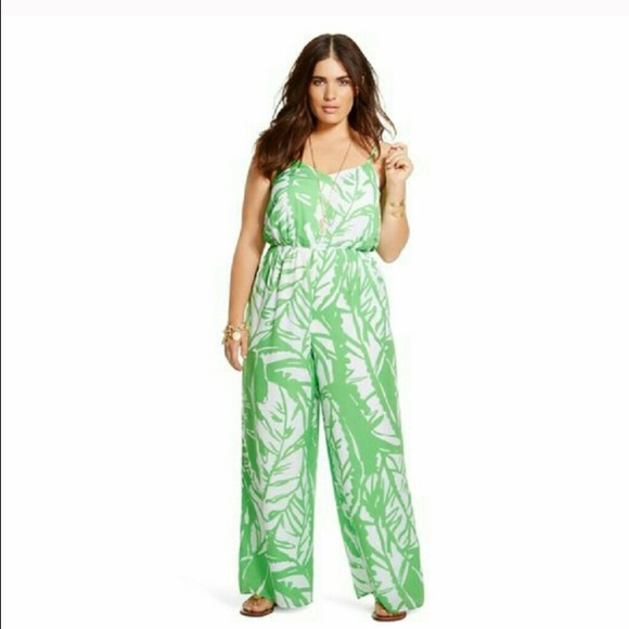 49d3fa615019 Lilly Pulitzer for Target boom boom jumpsuit XXL