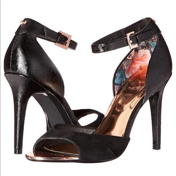 8ff2af7c5f7 🆕Ted Baker strappy heels 👠🆕