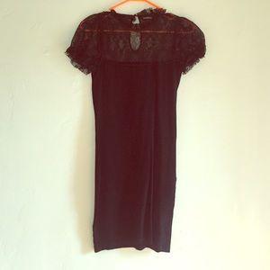 Little black Bebe dress