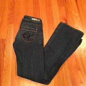 Express Denim - Express bootcut jeans