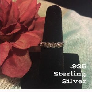Jewelry - 🎉Reduced Touch of Class Sterling Silver Ring