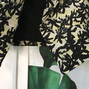 Kenzo Jackets & Coats - Kenzo Paris Print Blazer