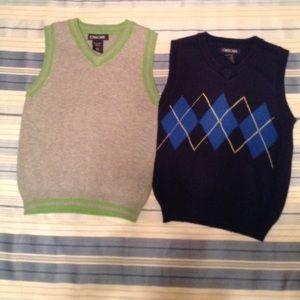 Other - Bundle👏👏 Super Adorable Boys Sweater vest!