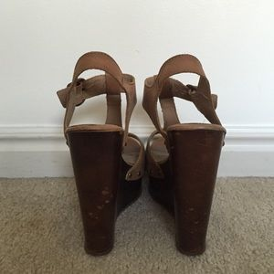 Steve Madden Shoes - Steve Madden Wyliee wedge sandal, sz 8.5